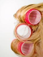 Pixwords HAIR CURLERS