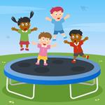 pixwords solution TRAMPOLINE